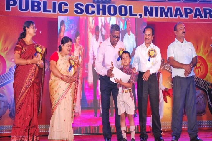DAV Public School - Certification