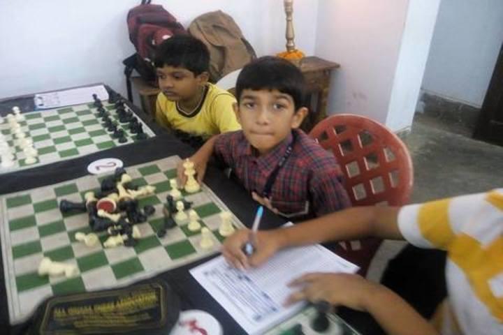 DAV Public School - Chess