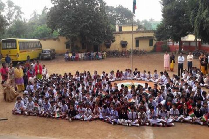 DAV Public School - Independence day