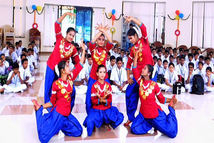 DAV Vedanta International School-Foundation Day