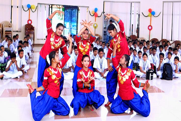DAV Vedanta International School-Foundation Day