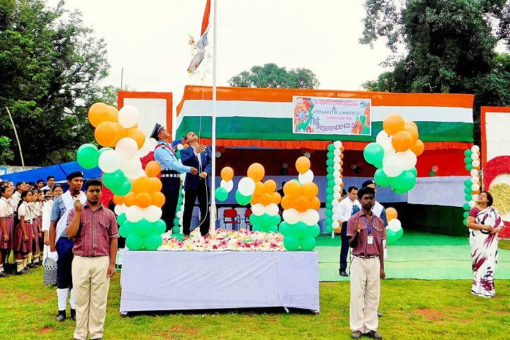 DAV Vedanta International School-Independence Day