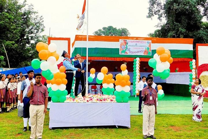 DAV Vedanta International School-Independence Day