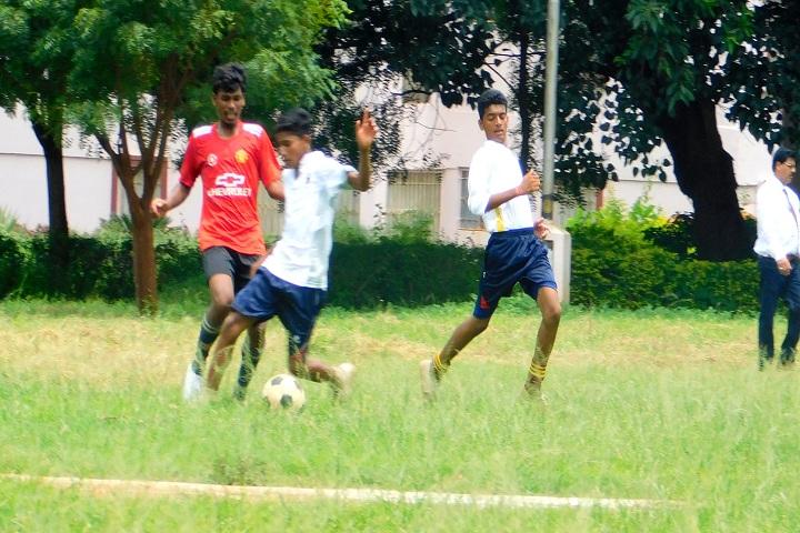 DAV Vedanta International School-Sports