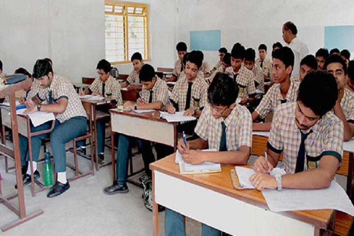 Deepika English Medium School-Classroom