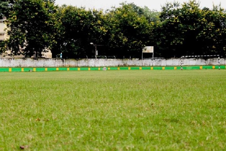 Deepika English Medium School-Playground