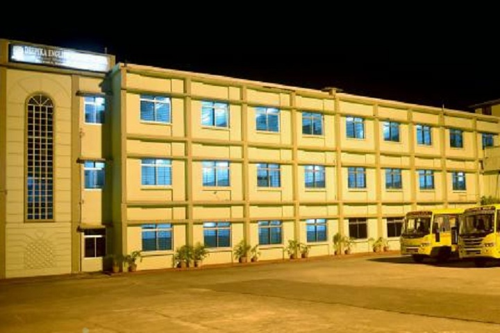Deepika English Medium School-School View