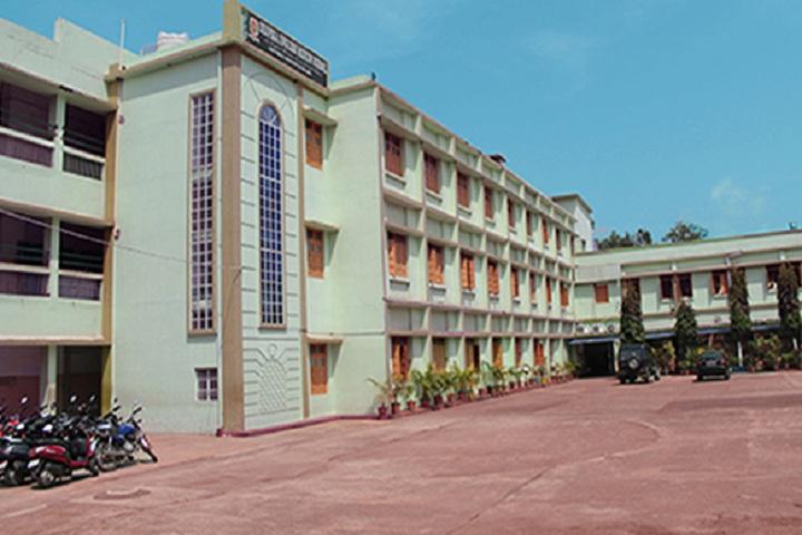 Deepika English Medium School-School building