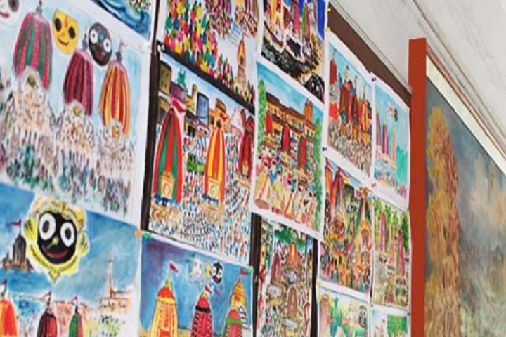 Deepika English Medium School-Student Skill work