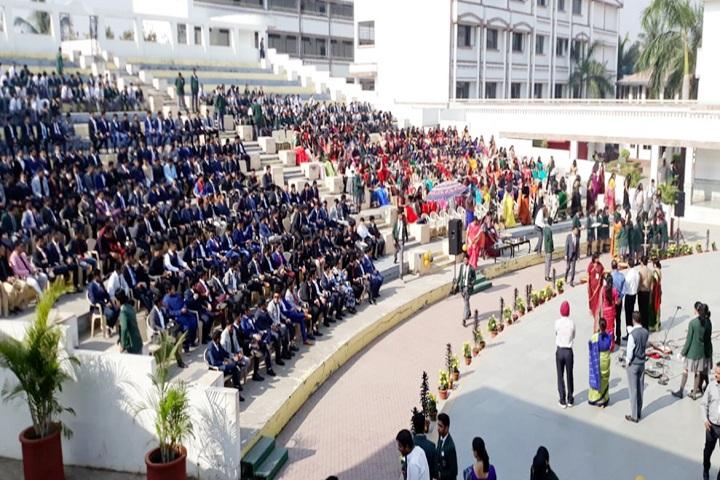 Delhi Public School-Open Auditorium