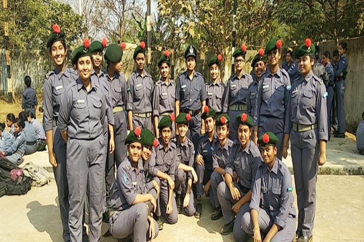 Delhi Public School-Scouts and Guides