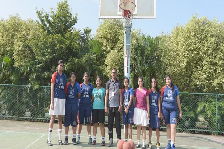 Delhi Public School-Volley Ball Ground