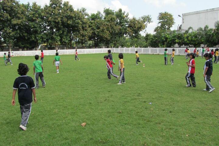 Delhi Public School-Ground