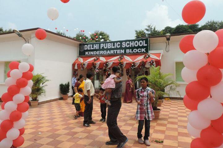 Delhi Public School-Kindergarten block