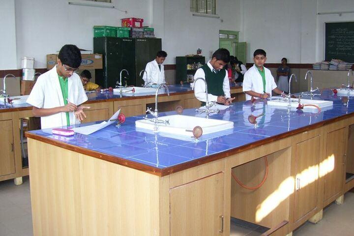 Delhi Public School-Lab