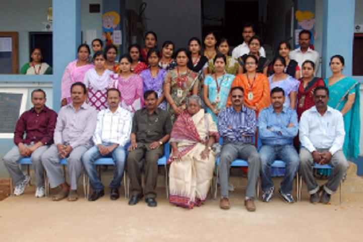 Deomali Public School, Beheraguda - Group photo