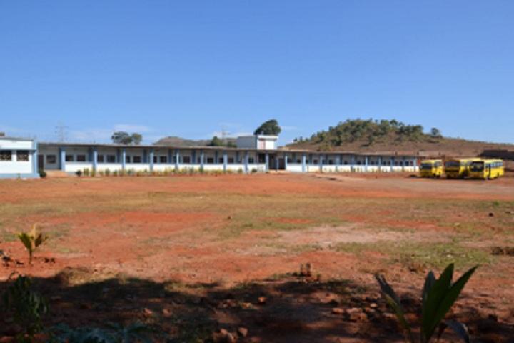 Deomali Public School, Beheraguda - Play ground