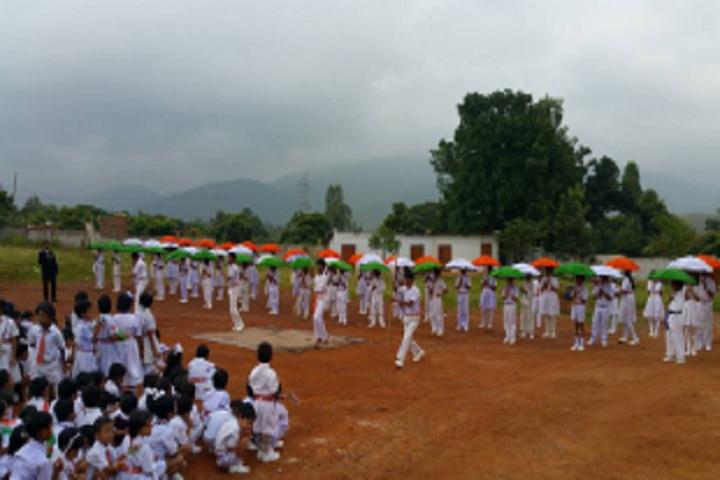 Deomali Public School, Beheraguda-March Fast