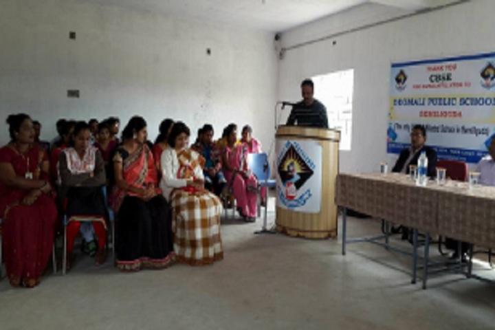 Deomali Public School, Beheraguda-Seminar