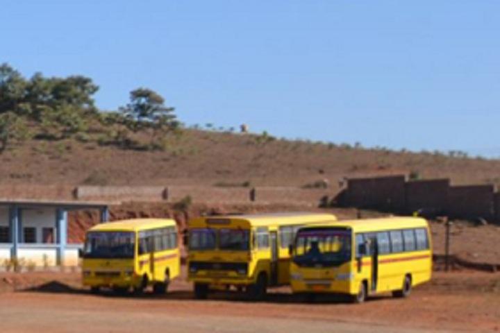 Deomali Public School, Beheraguda-Transport