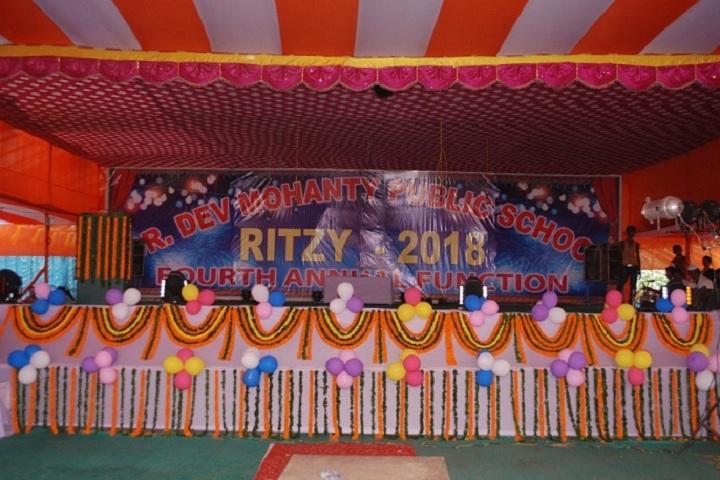 Dr Dev Mohanty Public School-Annual Function