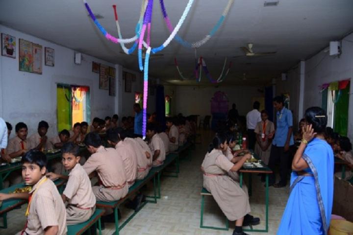 Dr Dev Mohanty Public School-Canteen