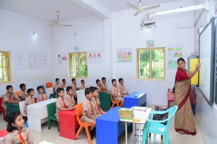 Dr Dev Mohanty Public School-Class Room
