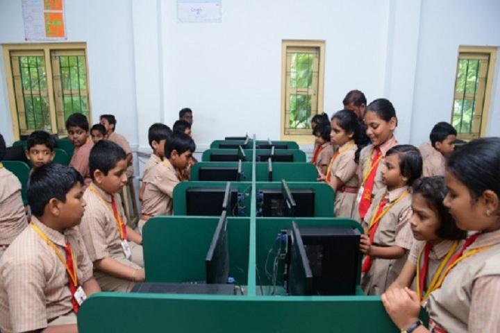 Dr Dev Mohanty Public School-Computer Lab