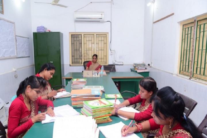 Dr Dev Mohanty Public School-Staff Room