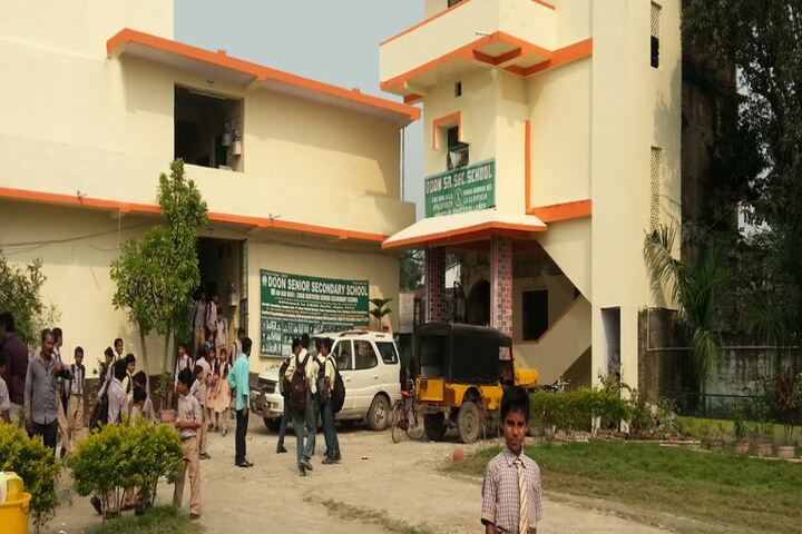 Doon Senior Secondary School-Campus Area