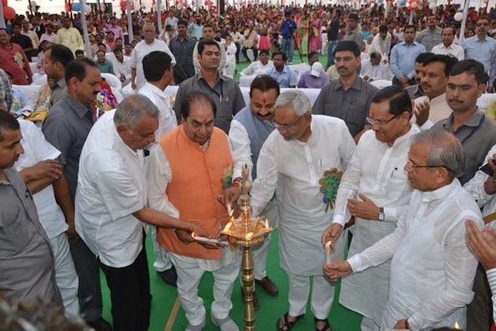 Dr D Y Patil Pushapalata Patil International School-Opening Cermony