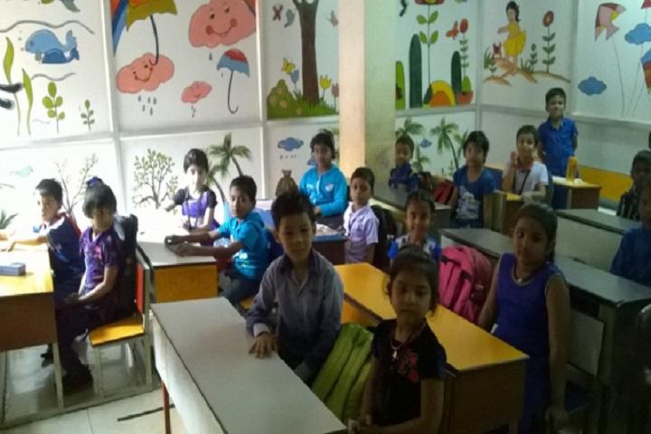 Emil DAV Public School-Classroom