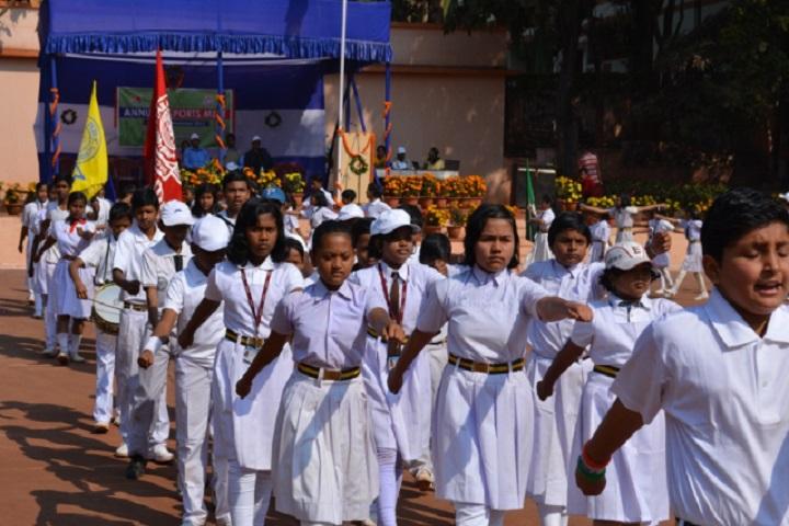 Emil DAV Public School-March Pasting
