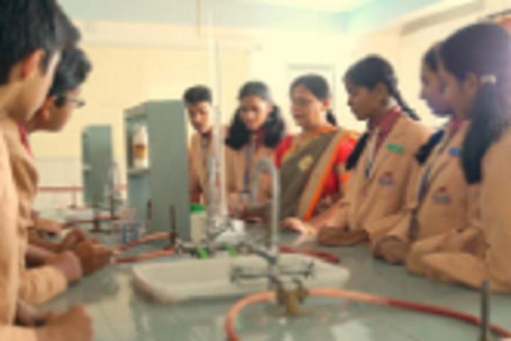 Future Bhubaneswar School-Lab