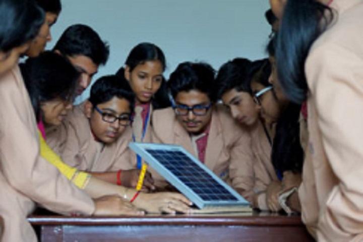 Future Bhubaneswar School-Science Exhibition