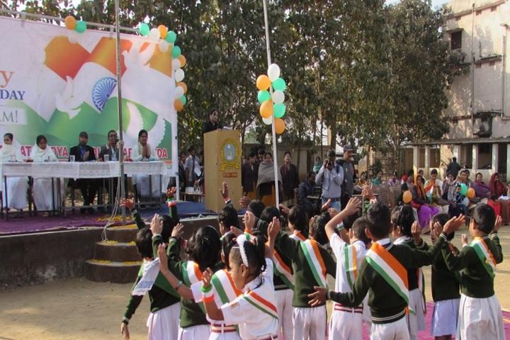 Ghanshyam Hemlata Vidya Mandir-Independence Day Celebrations