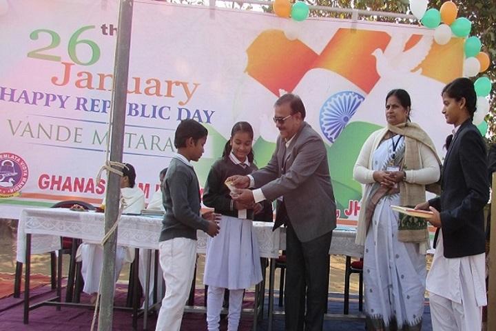 Ghanshyam Hemlata Vidya Mandir-Mometo Distribution