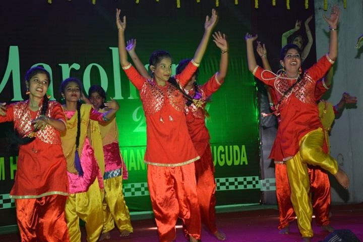 Ghanshyam Hemlata Vidya Mandir-School Day Celebrations