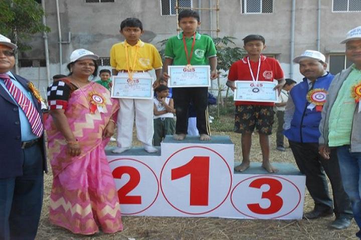 Glorious English Medium School-Sports Winner