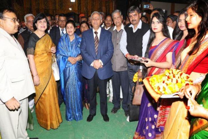 Dr Dukhan Ram Dav Public School-Events