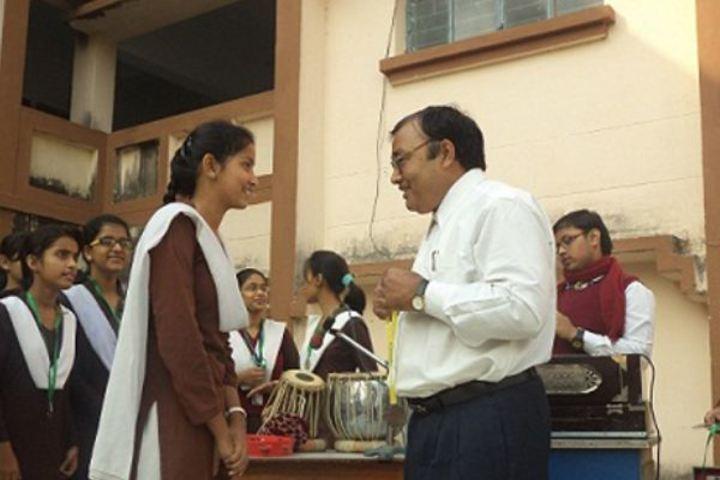 Dr Dukhan Ram Dav Public School-Music