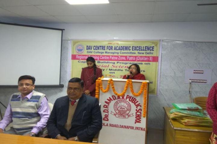Dr Dukhan Ram Dav Public School-Seminar