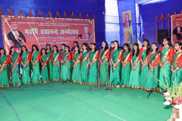 Dr Dukhan Ram Dav Public School-Singing