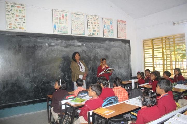 Green Field School-Class Room
