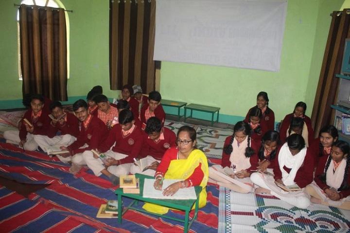 Green Field School-Music Class