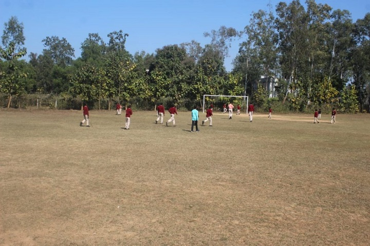 Green Field School-Play Ground
