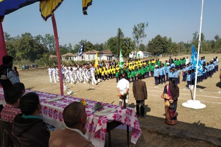 Green Field School-Sports Day