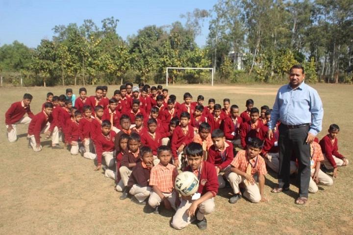Green Field School-Sports Team