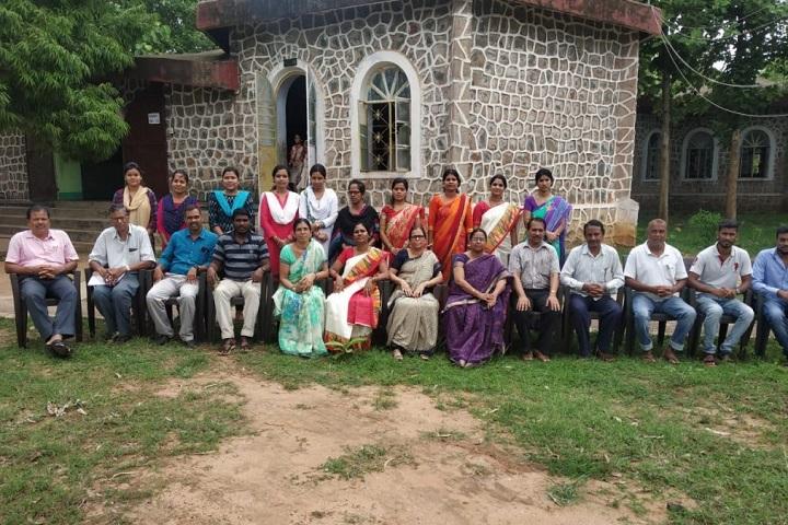 Green Field School-Staff Group Photo