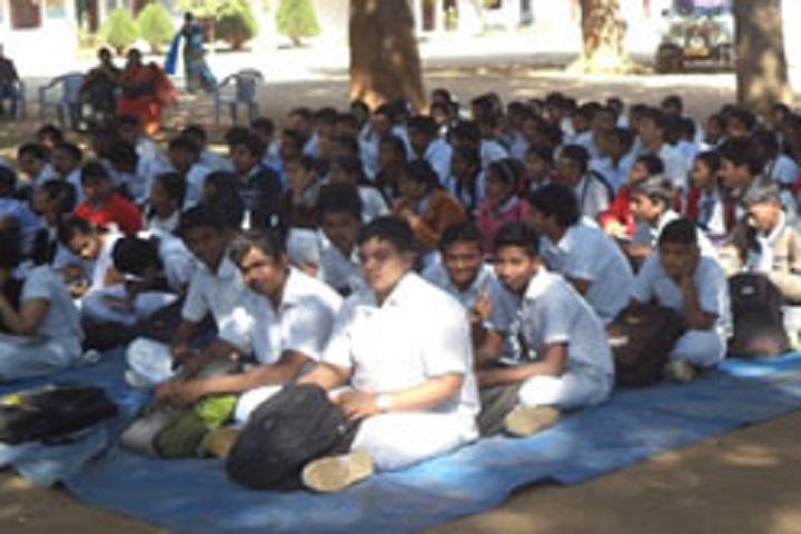 Green Valley Public School-outside class